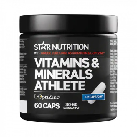 - Vitaminer & Mineraler.