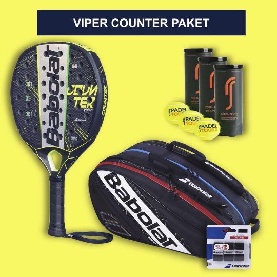 Babolat Viper Counter Package