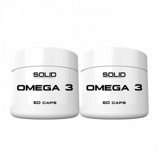 - Omega-3 & Fettsyror.
